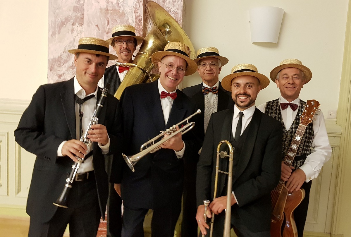 Spectacle du ragtime au Jazz