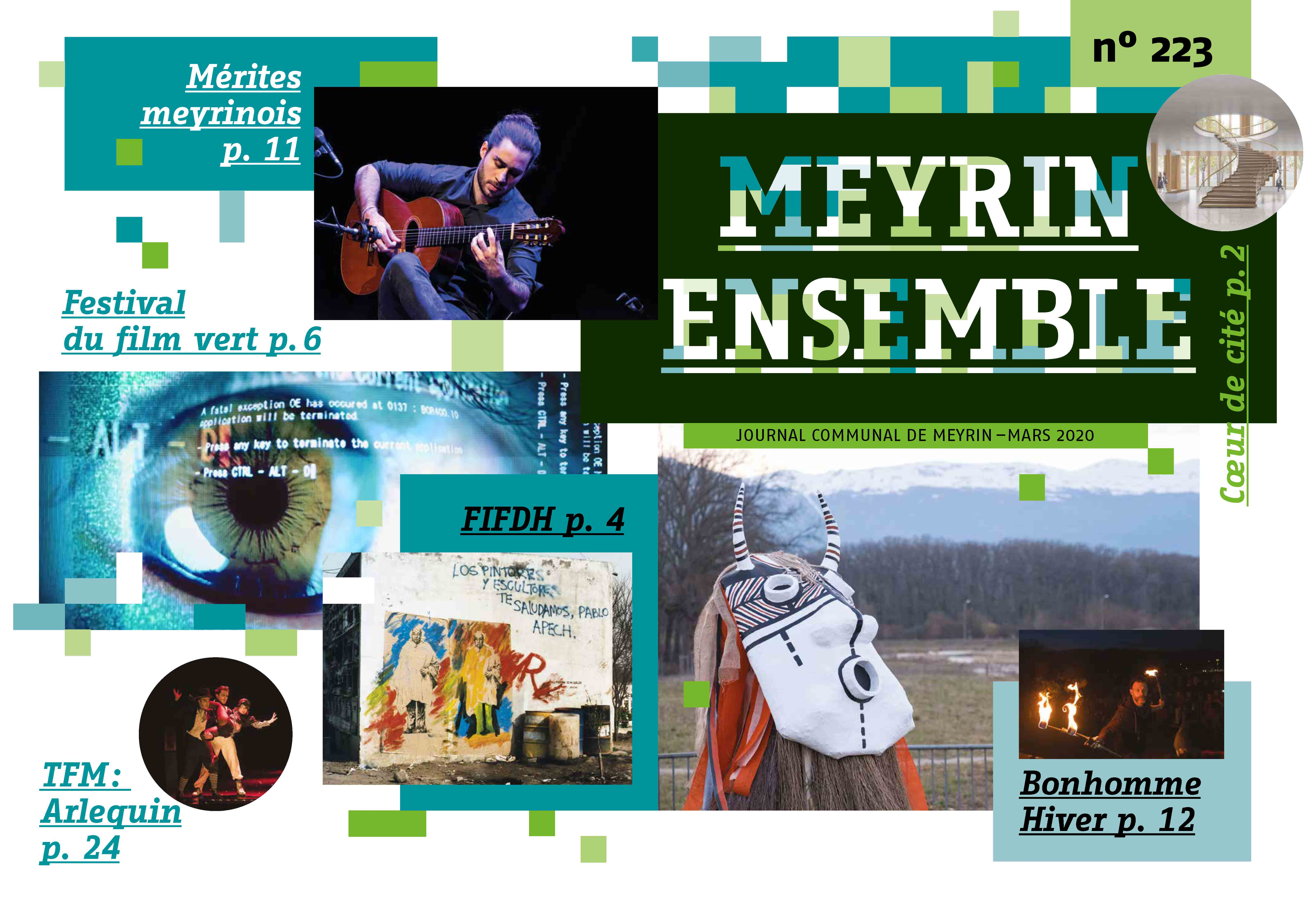 Meyrin ensemble Avril 2020